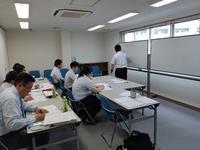 模擬授業の様子
